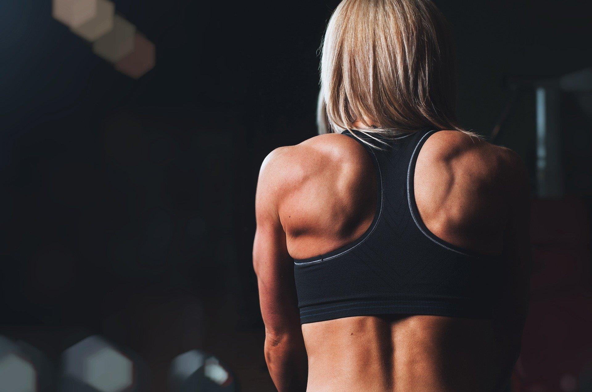 Trening z osobistym trenerem